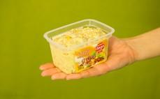 Porcja sałatki warzywnej a'la gyros Dega