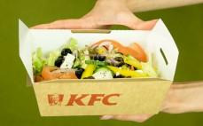 Sałatka grecka KFC