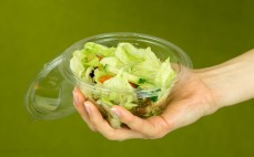 Porcja sałatki Piccolo