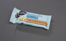 Kanapka sandwich z hummusem