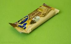 Sandwich z nadzieniem o smaku serka kremowego i czekolady