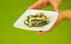 Sardynki (szproty Sprattus sprattus) w oliwie z oliwek