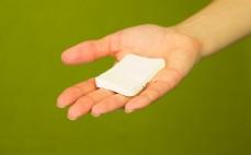 Plaster miękkiego solankowego półtłustego sera Favita 12 % tł.