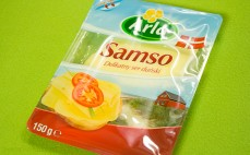 Ser pełnotłusty duński Samso