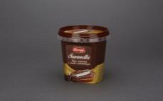 Krem sezamowy o smaku czekoladowym