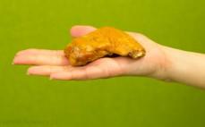 Wędzone skrzydełko z kurczaka