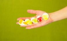 5 żelków owocowych z mlekiem Śmiejżelki nimm2 Mlekosmyki