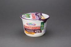 Śmietana 42%, do ubijania, kremów i masła