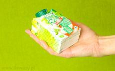 Porcja śmietanki ryżowej