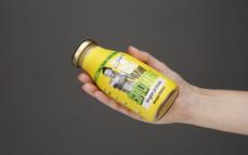 Porcja smoothie Vegan protein mango