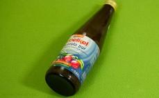 Sok z owoców wiśni acerola