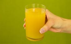 Szklanka soku ananasowego 100%