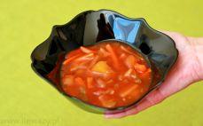 Porcja sosu słodko kwaśnego Uncle Ben's
