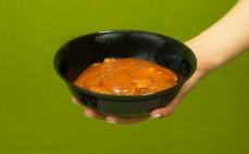Porcja Węgierskiego sosu z pieczarkami