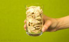Szklanka płatków Nestle Strawberry Minis
