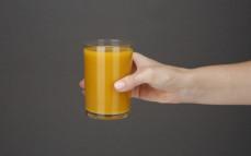 Napój wieloowocowy super smoothie Odporność (jabłko, mango, pomarańcza, banan, dynia)
