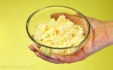 Porcja surówki colesław