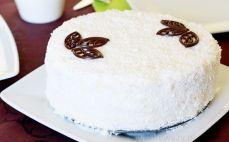 Tort ananasowo kokosowy