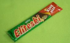 Wafelek orzechowy w czekoladzie Eliteski