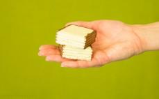 Wafelek Góralki kokosowe