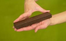 Wafel w czekoladzie deserowej Maxer XXL