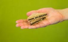 Wafelki bezglutenowe z kremem z orzechów laskowych Noccioli