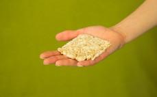 Wafel gryczany z pełnoziarnistym ryżem