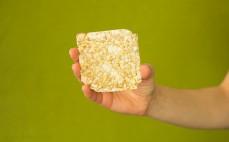 Wafle gryczane z pełnoziarnistym ryżem