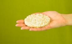Wafel ryżowy z amarantusem