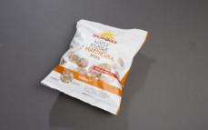 Wafle ryżowe z marchewką mini