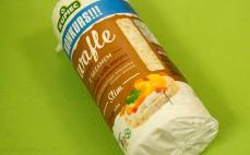 Wafle ryżowe z sezamem