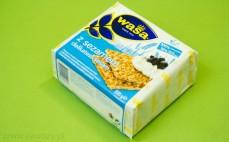 Pieczywo z pełnoziarnistej mąki żytniej z nasionami sezamu