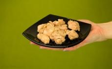 Porcja wątróbek z dorsza