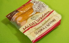 Kiełbasa śląska z szynki
