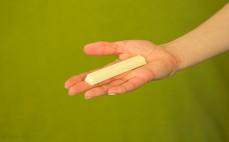 Wafelek w białej czekoladzie WW White