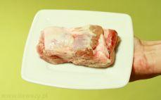Porcja żeberek wieprzowych