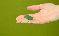 Żelek o smaku napoju Frugo mocno zielony
