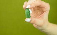 Żelki o smaku napoju Frugo mocno zielone