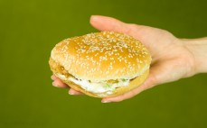 Kanapka Zinger Burger