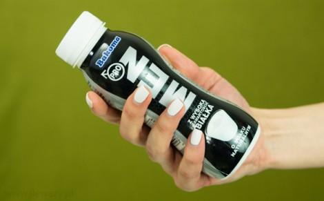 Jogurt pitny naturalny wysokobiałkowy Men