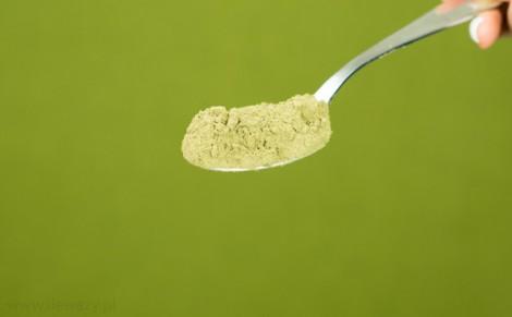 Białko konopne w proszku