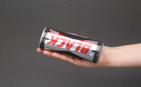 Black Sex Energy, gazowany napój energetyzujący o smaku pitahaya- grenadina- limetka