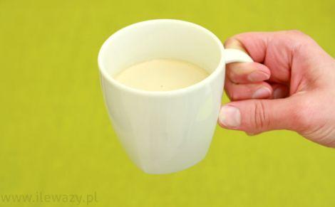 Cappuccino o smaku czekoladowym