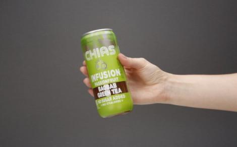 Napój herbaciany Chias Infusion - marakuja, baobab, zielona herbata