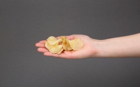 Chipsy z koprem włoskim BIO