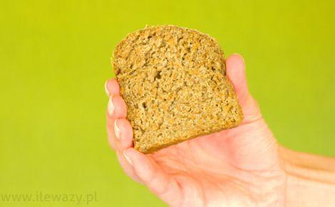 Chleb ze skiełkowanego ziarna pszenicy
