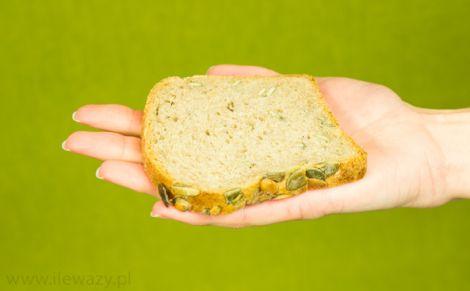 Chleb razowy z dynią