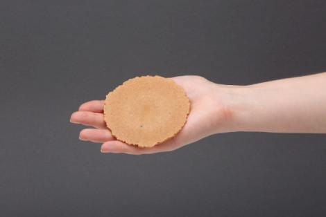 Ciasteczka owsiane z czystkiem