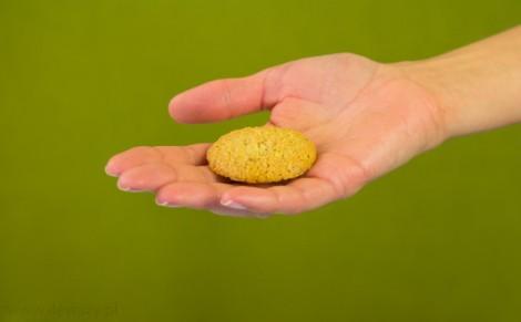 Ciasteczka owsiane z masłem