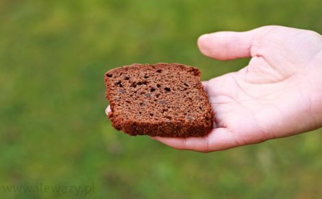 Ciasto czekoladowe bezglutenowe